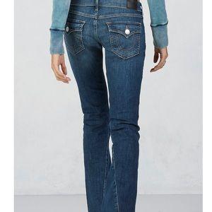 True Religion Joey Denim Flap Pocket Jeans